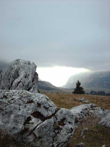 Plateau des Glières - Toussaint 2006
