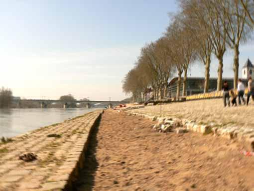Orléans plage